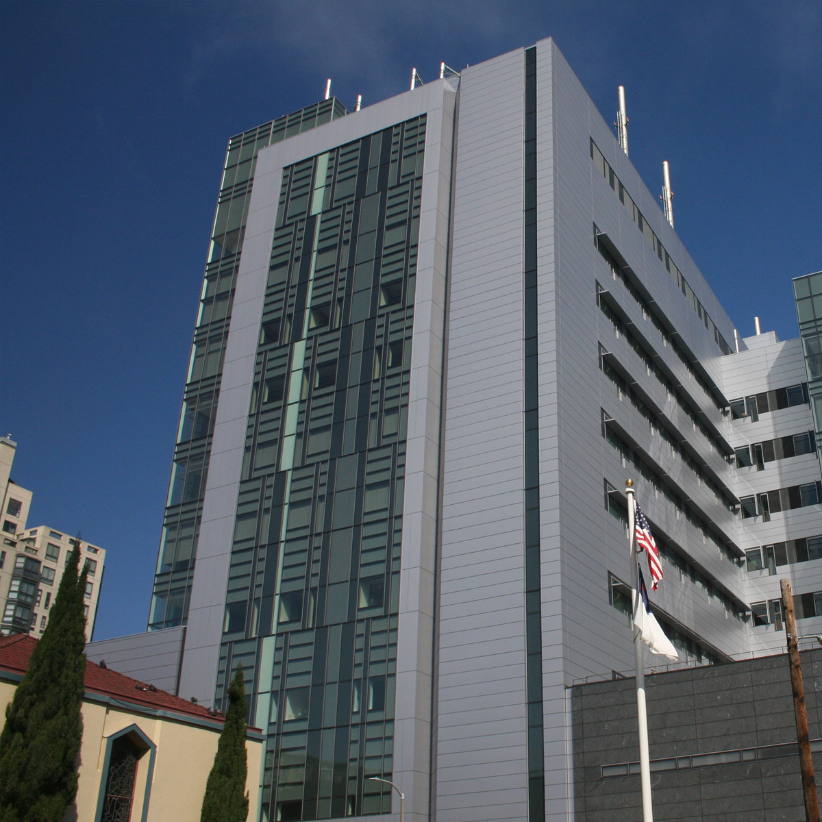 California Pacific Medical Center: Van Ness Geary Campus