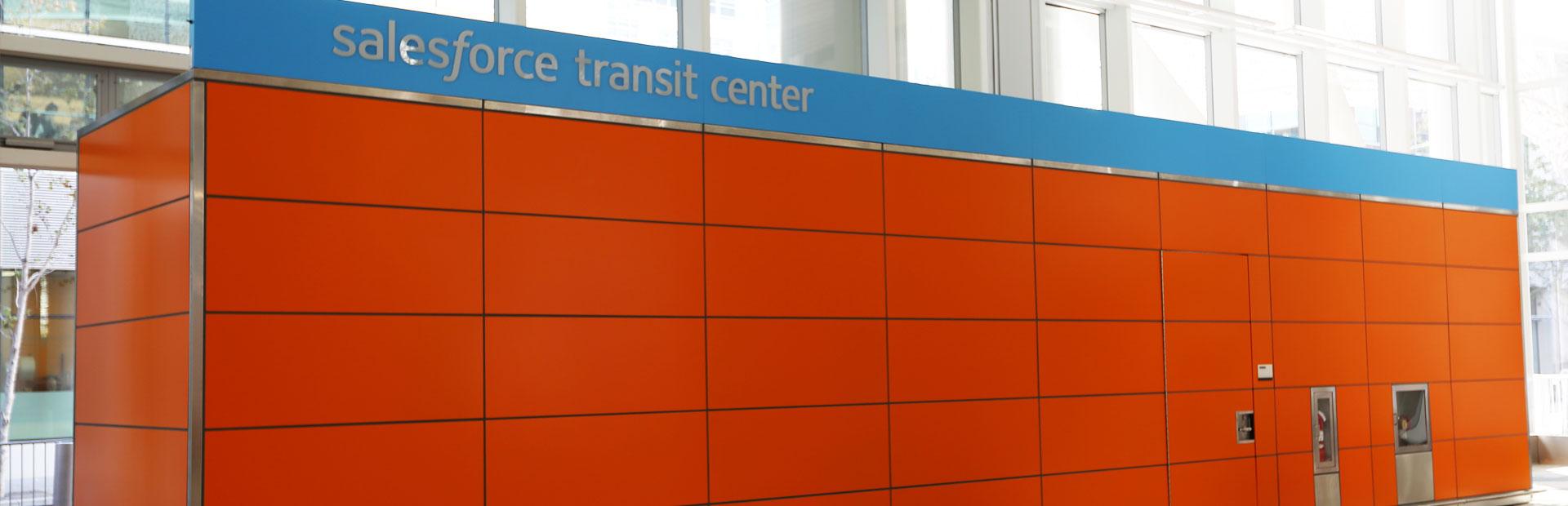 San Francisco Transbay Terminal